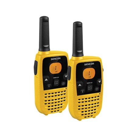 Radiostanice SENCOR SMR 120 TWIN