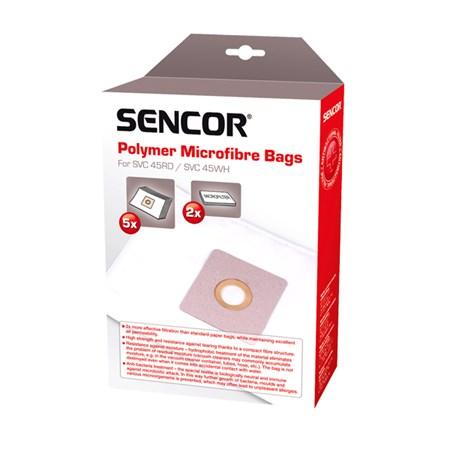 Sáček SENCOR SVC 7CA Micro 5ks do vysavače