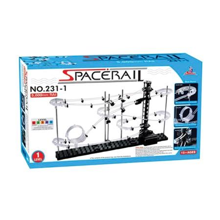 Stavebnice kuličkodráha Space Rail LEVEL 1