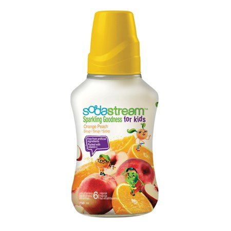 Sodastream Sirup Orange Peach Good-Kids 750ml