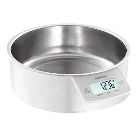Váha kuchyňská SENCOR SKS 4030WH