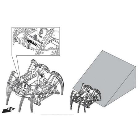 Robotický pavouk Spider robot