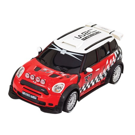 RC model auto 1:24 BUDDY TOYS BRC 24020 RED