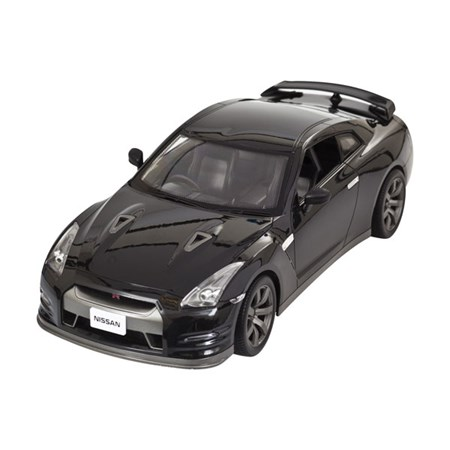 RC model auto 1:12 Nissan GT-R BUDDY TOYS BRC 12020 BLK