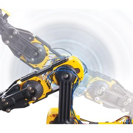 Stavebnice Robotic Arm kit BUDDY TOYS BCR 10 robotická ruka