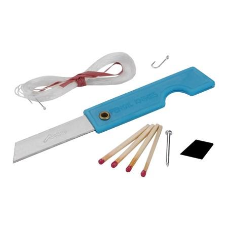 Lopatka víceúčelová délka 30cm, šířka 10cm, s nylonovým pouzdrem na opasek