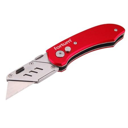 Nůž zavírací s výměnným břitem, 5ks náhradních břitů