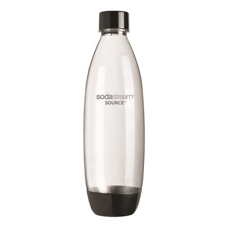 Sodastream láhev SOURCE/PLAY 3Pack 1l černá