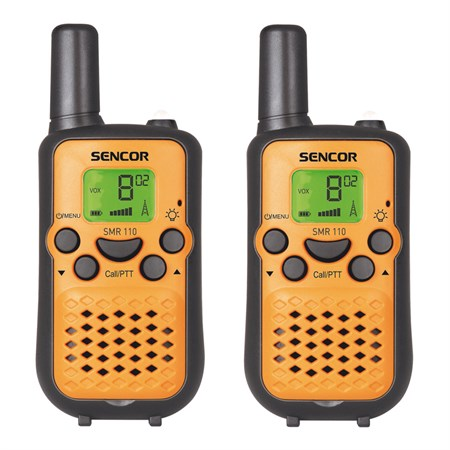 Radiostanice SENCOR SMR 110 TWIN