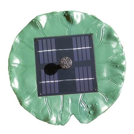 TIPA Solární plovoucí ostrůvek s vodotryskem SP01