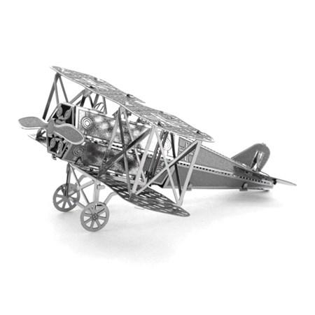 3D metallic puzzle Letadlo