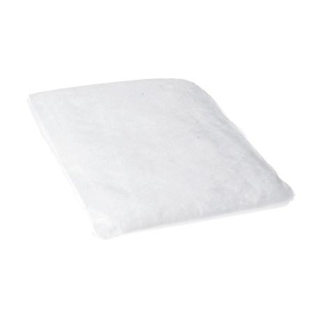 Textilie netkaná bílá 3,2mx5m