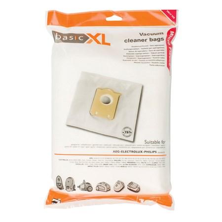 Sáčky do vysavače PHILIPS/ELECTROLUX E200B BASICXL BXL-51865