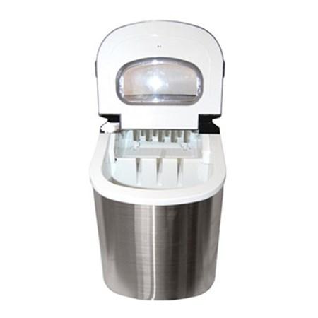 Výrobník ledu IM 12 A NINETEC 12kg/24h bílý