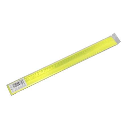 Reflexní pásek ROLLER bulk žlutý