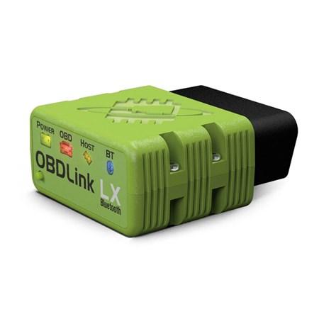 Diagnostika OBDLink LX Bluetooth + CZ program TouchScan SCANTOOL