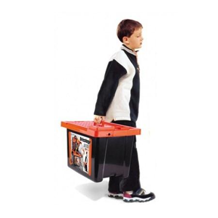 Nářadí dětské G21 velký kufr