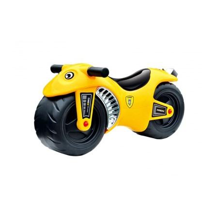 Odrážedlo MOTORKA G21 60 cm žlutá