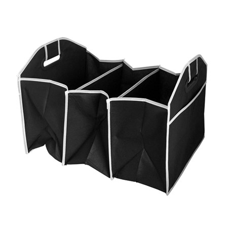 Organizér do kufru auta černý