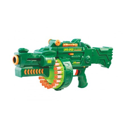 Pistole G21 GREEN SCORPION 52 cm