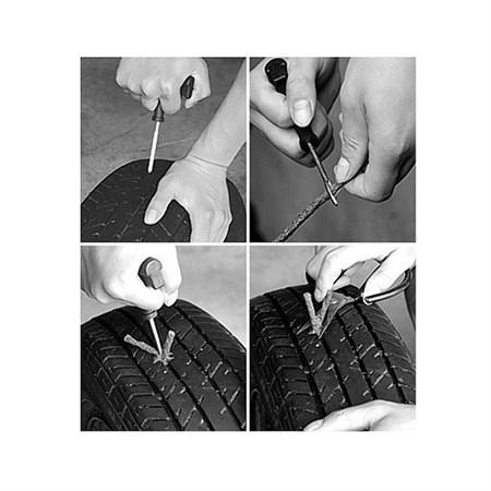 Sada na opravu defektu pneumatiky