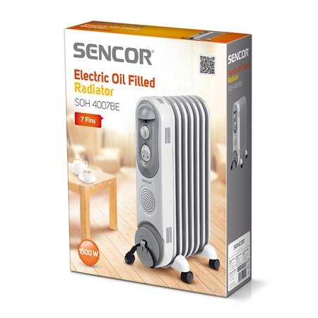 Radiátor olejový SENCOR SOH 4007BE
