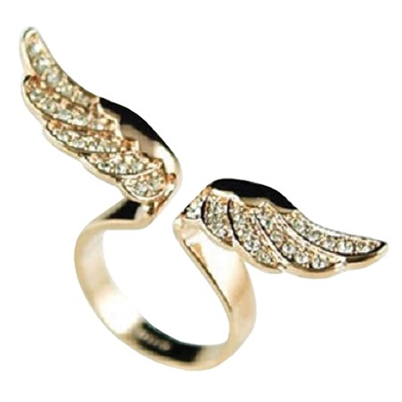Prsten Angel wings