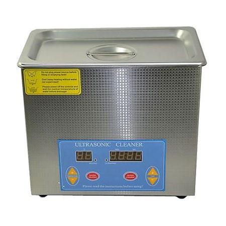 Čistička ultrazvuková VGT-1730QTD 3l 100W s ohřevem, nerez