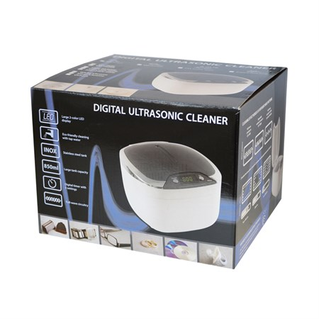 Čistička ultrazvuková ULTRASONIC  850ml, CD-7920