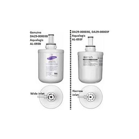 Filtr do lednice AQUALOGIS AL-093B kompatibilní SAMSUNG DA29-00003B (HAFIN1/EXP)