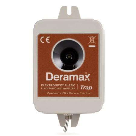 Odpuzovač Deramax Trap - plašič divoké zvěře