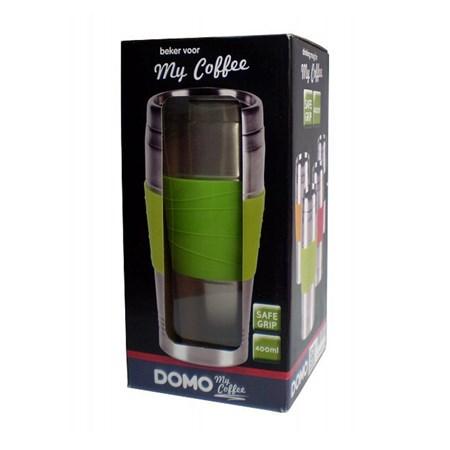 Termohrnek - zelený - ke kávovaru DOMO DO440K
