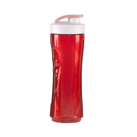 Velká láhev smoothie mixérů DOMO - červená