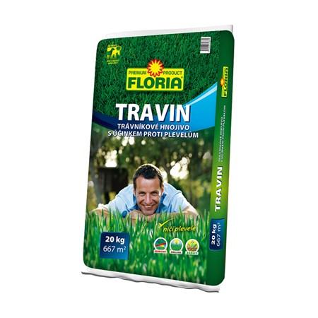 Hnojivo trávníkové AGRO TRAVIN 20 kg