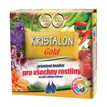 Hnojivo krystalické KRISTALON GOLD 0.5 kg