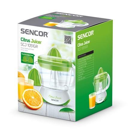 Lis na citrusy SENCOR SCJ 1051GR