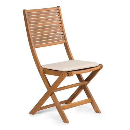 Podsedák židle krém. FIELDMANN FDZN 9019