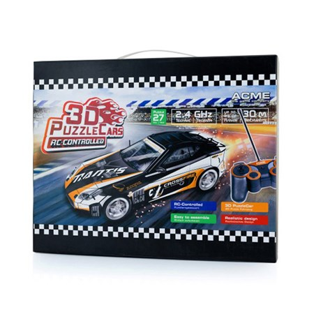 Puzzle 3D RACECAR ONE ACME PC-0100