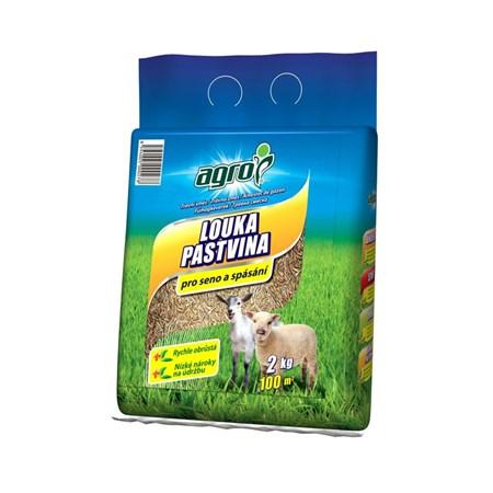 Směs travní AGRO Louka a pastvina 2kg