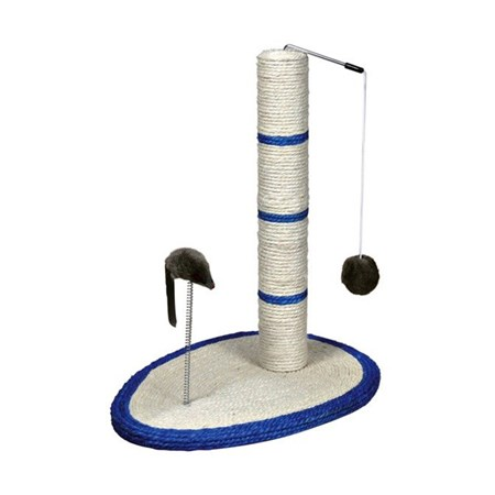 Škrábadlo TRIXIE válec s míčkem 40 x 30 cm