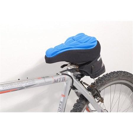 Potah sedla cyklo BLUE