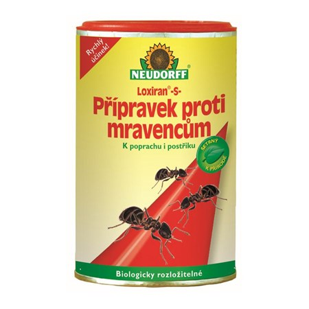 Přípravek proti mravencům NEUDORFF LOXIRAN 300g