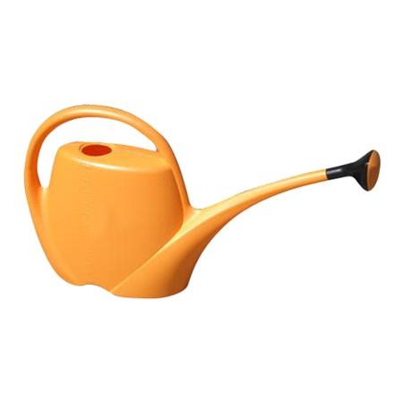 Zalévací konev SPRING 10,5 litru, oranžová