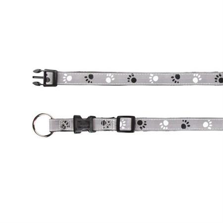 Obojek reflexní TRIXIE SILVER REFLECT vel. L/XL (40-65 cm)