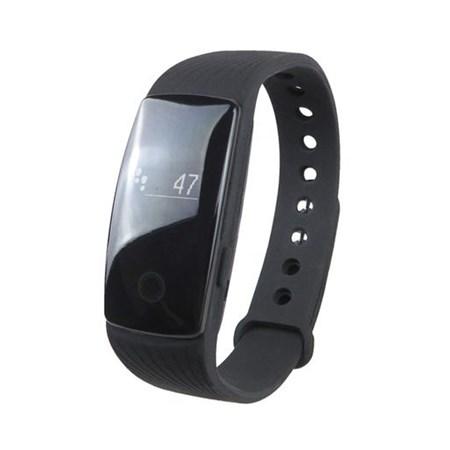 Náramek fitness UMAX U-Band 107HR černý