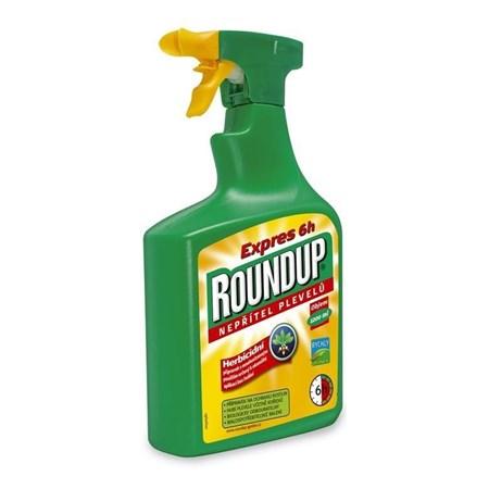 Herbicid ROUNDUP EXPRES 6h 1.2L rozprašovač