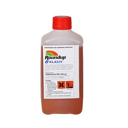 Herbicid ROUNDUP KLASIK 1L