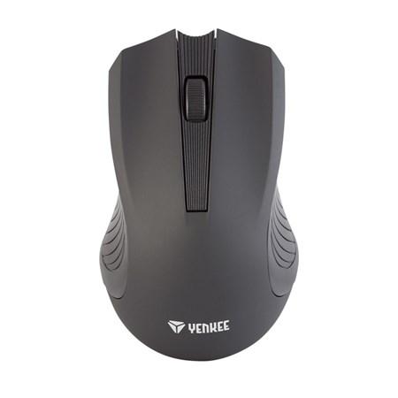 PC myš YENKEE YMS 2015BK WL Monaco, bezdrátová, černá