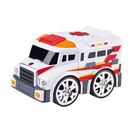 RC model auto Záchranáři BUDDY TOYS BRC 00140