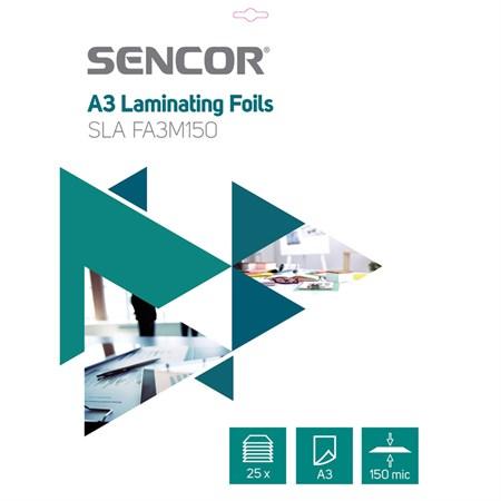 Laminovací folie SLA FA3M150 A3 150mic 25ks